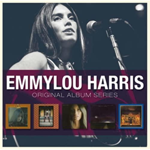 Emmylou Harris - Original Album Series By Emmylou Harris