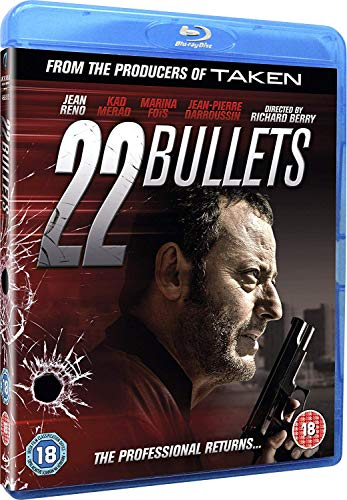22-Bullets-Blu-ray-CD-W8VG-FREE-Shipping