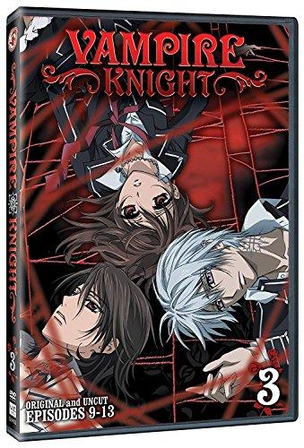Vampire-Knight-Vol-3-DVD-CD-6YVG-FREE-Shipping