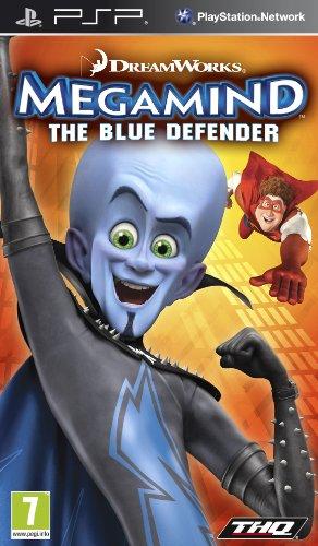 Dreamworks Megamind: The Blue Defender (PSP)