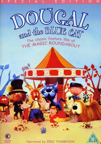 Serge Danot - Dougal and the Blue Cat (Special Edition)