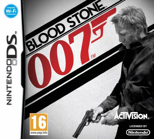 James Bond: Bloodstone (Nintendo DS)
