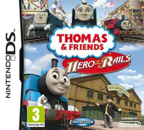 Thomas & Friends: Hero of the Rails (Nintendo DS)
