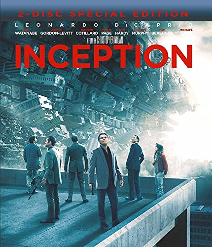 Inception (Blu-Ray) (France import)