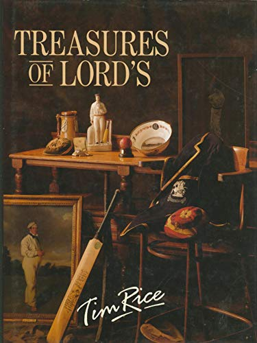Treasures of Lord's by Tim Rice