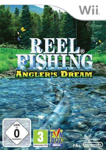 Reel Fishing: Anglers Dream (Nintendo Wii)