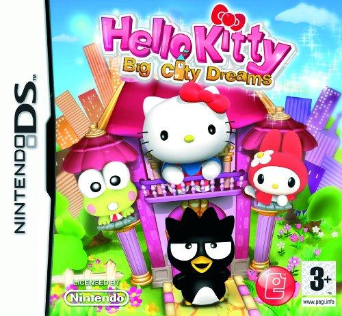 Hello Kitty: Big City Dreams (Nintendo DS)
