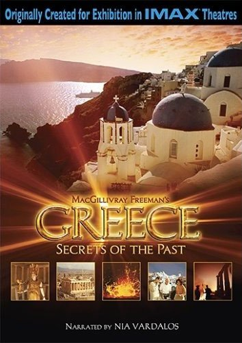 IMAX-Greece-Secrets-Of-The-Past-Blu-ray-CD-Z6VG-FREE-Shipping