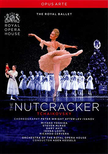 The Nutcracker: The Royal Ballet (Kessels)