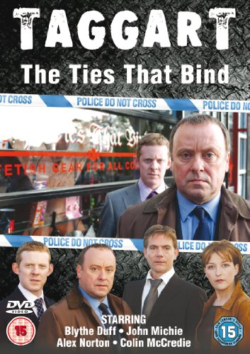 Taggart-The-Ties-that-Bind-DVD-CD-FIVG-FREE-Shipping