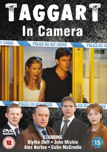Taggart-In-Camera-DVD-CD-FSVG-FREE-Shipping