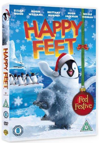 Happy-Feet-DVD-2006-CD-EAVG-FREE-Shipping