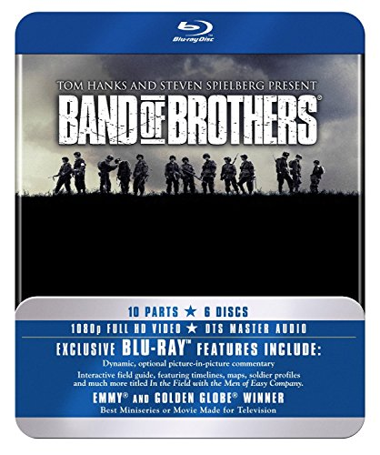 Band Of Brothers - The Complete Series (Commemorative 6-Disc Gift Set in Tin Box)