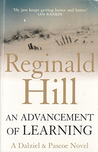 An Advancement of Learning By Reginald. Hill