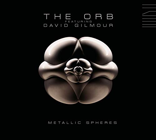The Orb feat. David Gilmour - Metallic Spheres By The Orb feat. David Gilmour