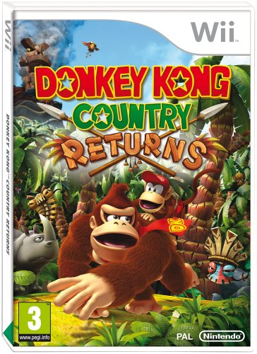 Wii - Donkey Kong Country Returns (Wii)