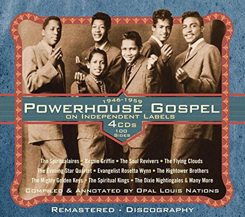 Various Artists - Powerhouse Gospel On Independent Labels 1946-1959 By Various Artists