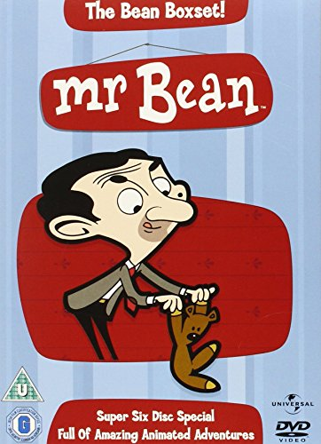 Mr Bean - The Animated Adventures: Volumes 1-6