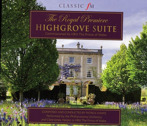 Patrick Hawes - The Highgrove Suite By Patrick Hawes