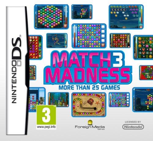 Match 3 Madness (Nintendo DS)