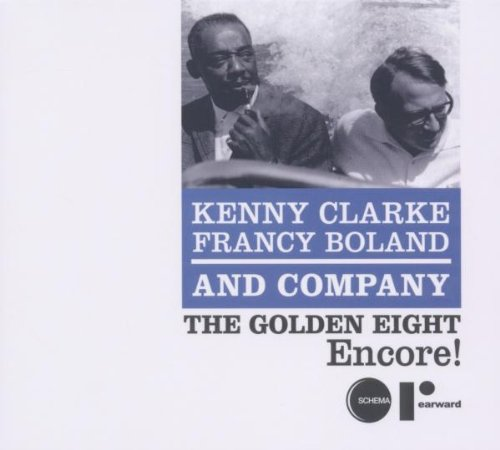Kenny Clarke / Francy Boland & Co. - The Golden Eight - Encore!