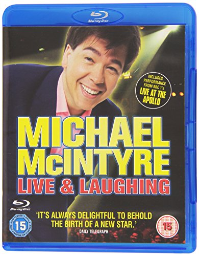 Michael McIntyre: Live and Laughing
