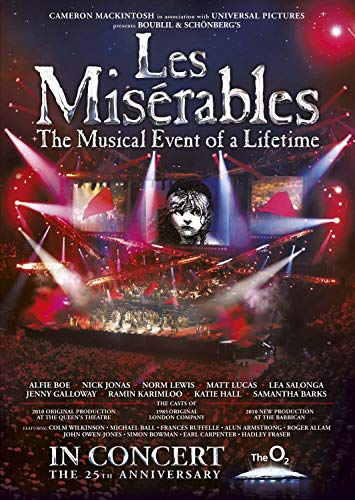 Les Miserables - The 25th Anniversary in Concert at the O2
