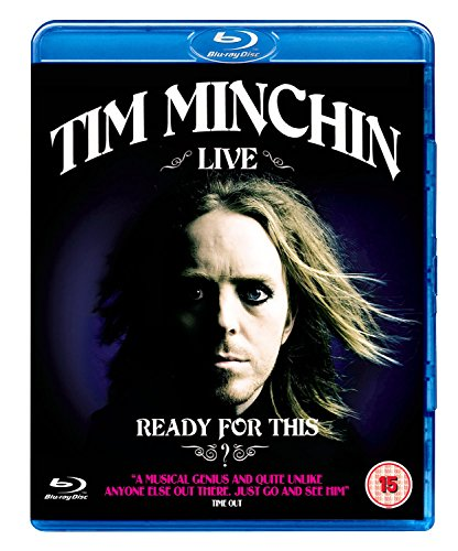 Tim Minchin Live: Ready For This?