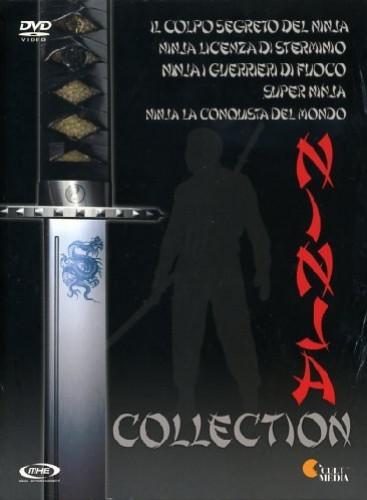 Ninja-Collection-5-Dvd-CD-ZKVG-FREE-Shipping