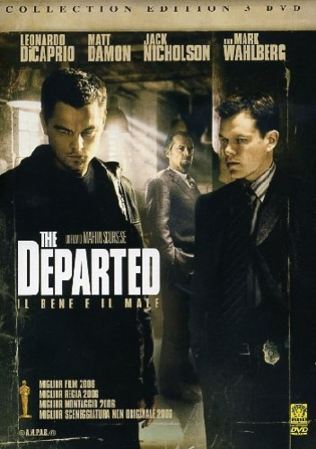 The-Departed-Il-Bene-E-Il-Male-CE-3-Dvd-CD-LIVG-FREE-Shipping