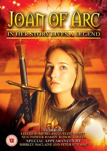 Joan-of-Arc-DVD-CD-HKVG-FREE-Shipping