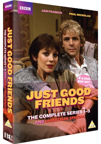 Just Good Friends: The Complete Series 1-3  (1983) (4-Disc Set)