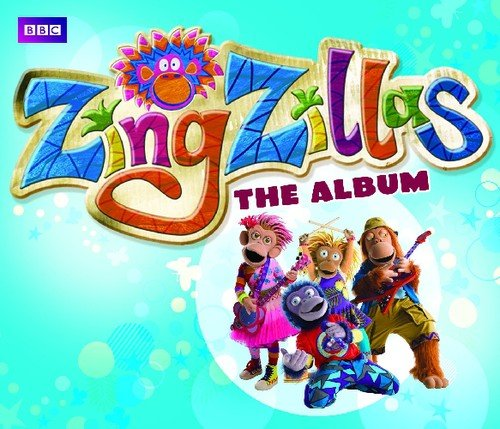 Various Artists - ZingZillas: The Album By Various Artists