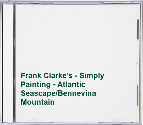 Frank-Clarke-039-s-Simply-Painting-Atlantic-Seascape-Bennevina-Mou-CD-TGVG