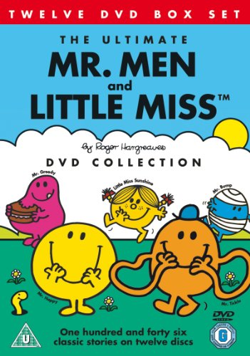 The-Mr-Men-amp-Little-Miss-DVD-Collection-CD-8KVG-FREE-Shipping