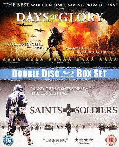 Saints-amp-Soldiers-Days-of-Glory-2-disc-Bluray-Boxset-Blu-ray-CD-82VG