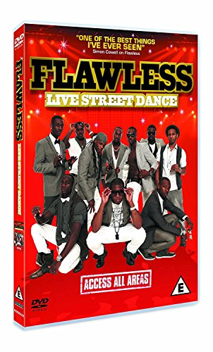 Flawless-Live-Street-Dance-Access-All-Areas-DVD-CD-TOVG-FREE-Shipping