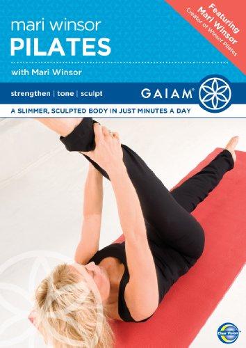 Mari-Winsor-Pilates-DVD-CD-DAVG-FREE-Shipping