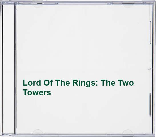 Lord-Of-The-Rings-The-Two-Towers-CD-PUVG-FREE-Shipping