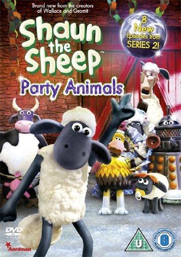 Shaun-the-Sheep-Party-Animals-DVD-CD-0MVG-FREE-Shipping