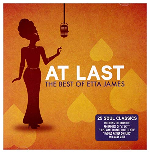 At Last: The Best of Etta James By Etta James
