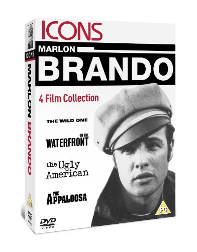 Marlon Brando - The Wild One/On The Waterfront/The Ugly American/The Appaloosa