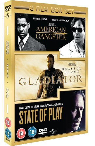State-Of-Play-Gladiator-American-Gangster-DVD-CD-MWVG-FREE-Shipping
