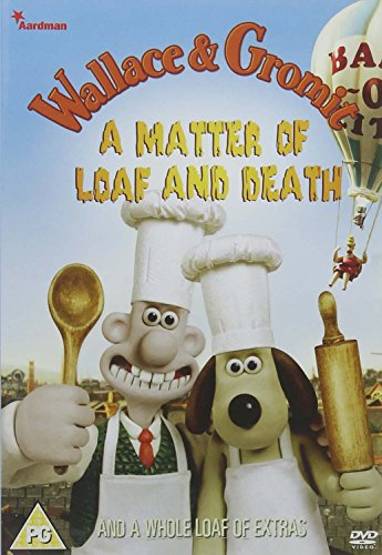 Wallace-amp-Gromit-A-Matter-Of-Loaf-amp-Death-Free-Magnet-Edition-CD-LWVG