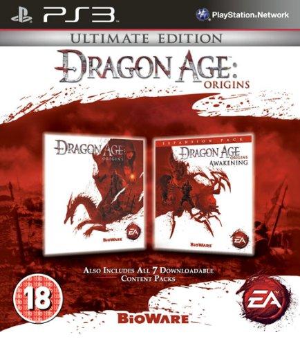 Dragon Age: Origins - Ultimate Edition (PS3)