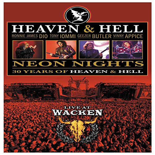 Heaven & Hell - Neon Nights – Live At Wacken By Heaven & Hell