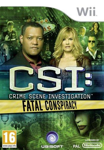 CSI: Fatal Conspiracy (Wii)