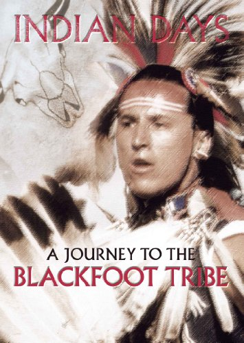 Indian-Days-A-Journey-To-The-Blackfoot-Tribe-DVD-CD-VQVG-FREE-Shipping