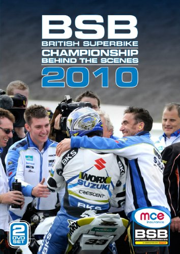 British-Superbike-Behind-The-Scenes-2010-DVD-CD-I6VG-FREE-Shipping