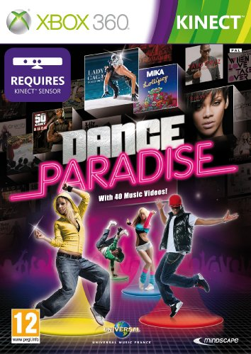 Dance Paradise - Kinect compatible (Xbox 360)